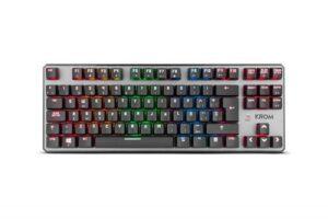 Teclado NOX Krom Kernel TKL Mechanical Compact Gaming RGB PT