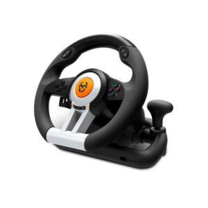 Volante NOX Krom K-Wheel - PC/ PS3/ PS4/ XBOX One
