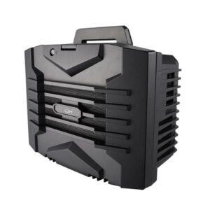 Caixa NOX LanBox Mini ITX Preto