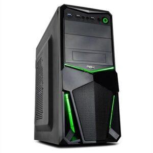 Caixa NOX Pax USB 3.0 Green