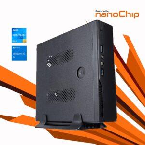 Computador nanoWorker Intel G6400 8GB 240GB ITX W10PRO