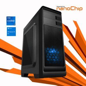 Computador nanoWorker Intel i7 11700 16GB 500GB W10PRO
