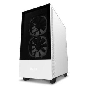 Caixa NZXT H510 Elite ATX Preta/Branca