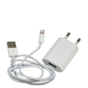 Carregador OEM Apple Iphone 5V 1A Branco