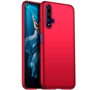 Capa Uxia Huawei Nova 5T Red