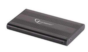 Caixa Ext. OEM Disco 2.5 SATA Preto USB 2.0 (Alumínio)