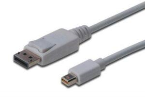 Cabo Mini DisplayPort -> DisplayPort Macho/Macho 3m