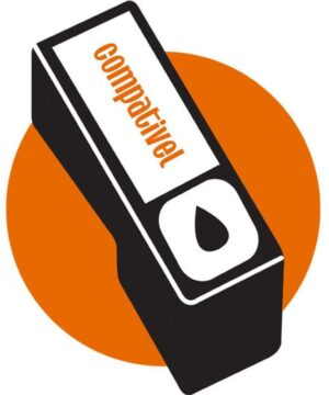 Tinteiro Compatível PHILIPS Fax IFP320/325/335 Preto