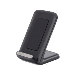 Carregador sem fios Desk Dock Qi para Smartphones