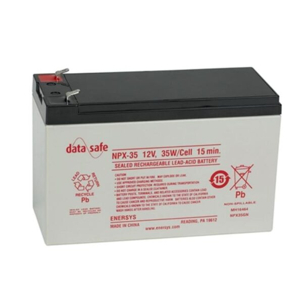 Bateria Enersys VRLA 12V 35W NPX-35TFR
