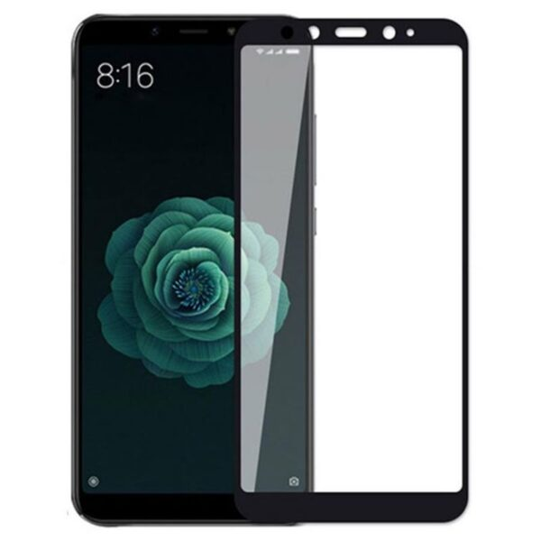 Pelicula Vidro Temperado Xiaomi Mi A2 FullScreen Preto