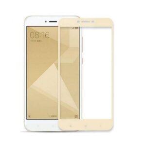 Película Xiaomi Full Mi A1/Mi 5X Dourado