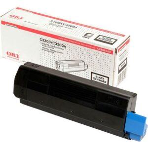 Toner OKI C3200/C3200n Preto - 42804540