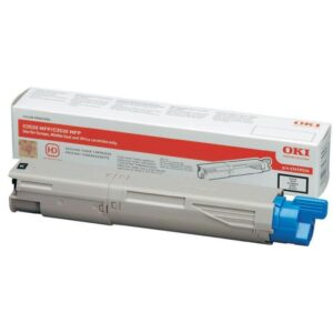 Toner OKI C3520/C3530/MC350/MC360 Preto - 43459324