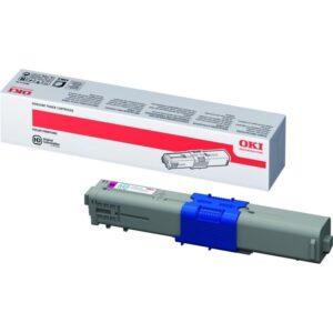 Toner OKI C510/C530/MC561 Magenta - 44469705
