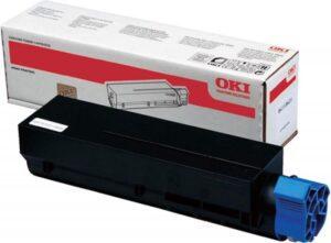 Toner OKI B431/MB461/MB471/MB491 Preto - 44574802