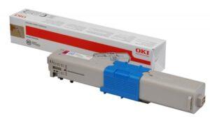 Toner OKI C301/C321/MC332/MC342 Magenta - 44973534