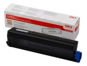 Toner OKI B401/MB441/MB451 Preto - 44992402