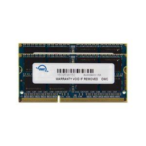 Memória OWC SODIMM 8GB DDR3L 1867MHz 1.35V