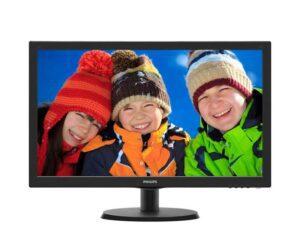 """Monitor PHILIPS 223V5LHSB2 5ms 21.5"""" FullHD"""
