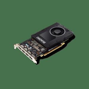 PLACA GRÁFICA PNY nVIDIA Quadro P2000 5GB GDDR5