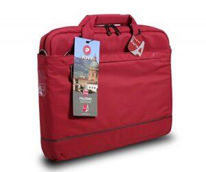 "MALA PORT Palermo Laptop Bag 10""/13.3"" Red - 140342"