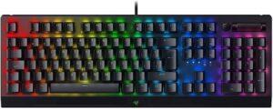 Teclado RAZER BlackWidow V3 Mechanical Green Switch Layout PT
