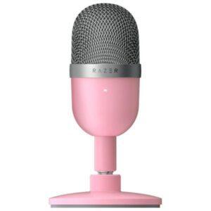 Microfone RAZER Seiren Mini Ultra Compact Quartz