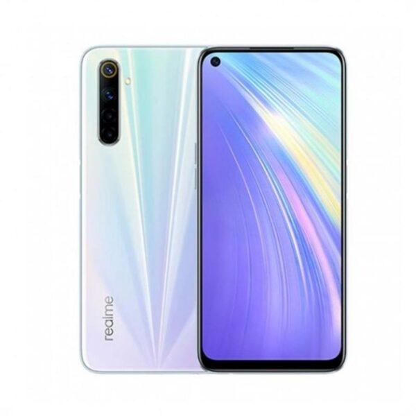 "Smartphone REALME 6 6.5"" 4GB/64GB Dual SIM Comet White"