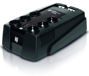 UPS RIELLO iPlug IPG 800VA C/ 6 Tomadas