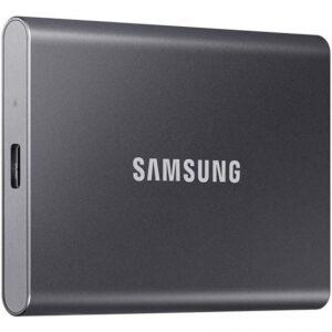SSD Externo SAMSUNG 2TB T7 USB 3.2 - MU-PC2T0T/WW