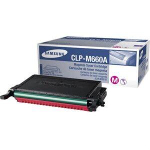 Toner SAMSUNG Magenta CLP-610/660 - CLP-M660A/ELS