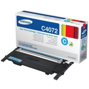 Toner SAMSUNG Cyan CLP-320/325 - CLT-C4072S/ELS