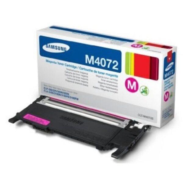 Toner SAMSUNG Magenta CLP-320/325 - CLT-M4072S/ELS