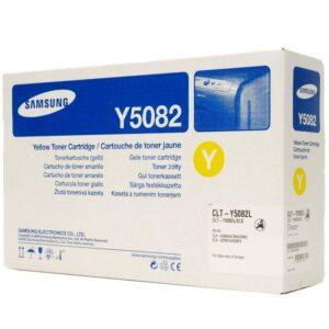 Toner SAMSUNG Amarelo CLP-620/670 - CLT-Y5082L/ELS