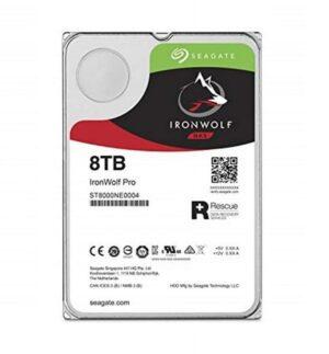 DISCO SEAGATE IronWolf Pro 8TB SATA III 256MB 7200RPM