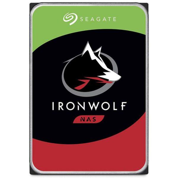 Disco SEAGATE IronWolf 8TB SATA III 256MB 7200 - ST8000VN004