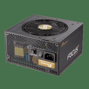 FONTE SEASONIC Focus Plus 750W 80Plus Gold (Modular)