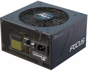 Fonte de Alimentação SEASONIC Focus PX 650W 80Plus Platinum