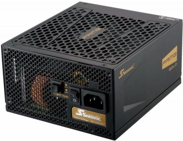 Fonte de Alimentação SEASONIC Prime Ultra 750W 80+ Gold
