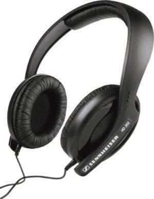 Headphones SENNHEISER HD 202 II Preto - 504291