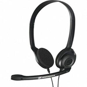 Headset SENNHEISER PC 3 Chat Preto - 504195