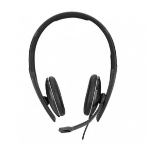 Headset SENNHEISER SC 165 Jack 3.5mm Preto