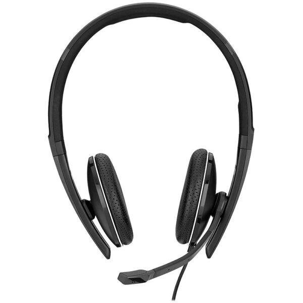 Headset SENNHEISER SC 165 USB-C Preto - 508356