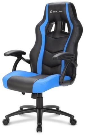 Cadeira Gaming SHARKOON Skiller SGS1 Black/Blue
