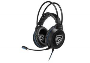 Headset SHARKOON SKILLER SGH1 Gaming Stereo Black