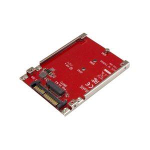 ADAPTADOR STARTECH M.2 P/ U.2  SFF-8639 NVMe SSDs - U2M2E125