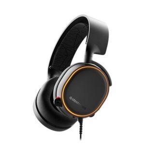 Headset STEELSERIES Arctis 5 2019 Edition Preto - 61504