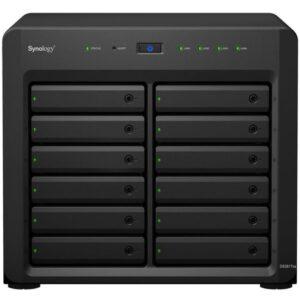 NAS SYNOLOGY 12 baías P/ HDD 3.5 - DS3617XS