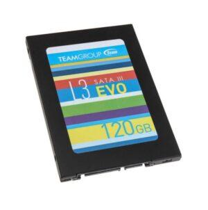 SSD TEAM GROUP 120GB SATA III L3 EVO - T253LE120GTC101